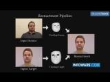 (16+)Новая технология замены лиц в реальном времени Face2Face