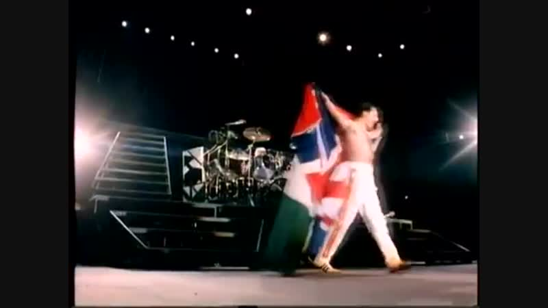 Queen - We Will Rock You (Live In Budapest)