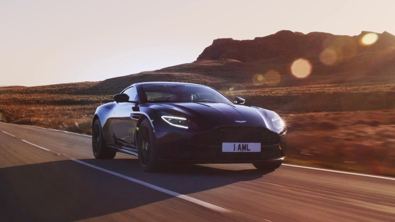 DB11 AMR - Beautiful dialled up to Eleven   Aston Martin
