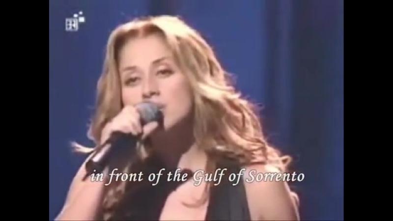 Lara Fabian - Caruso (English lyrics translation)