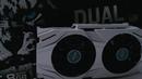 Облет ASUS GTX 1070 DUAL ТЕСТ PUBG, The Witcher 3 Ведьмак 3