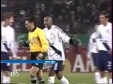 101 CL-2003/2004 Lokomotiv Moskva - Dinamo Kiev 3:2 (25.11.2003) HL