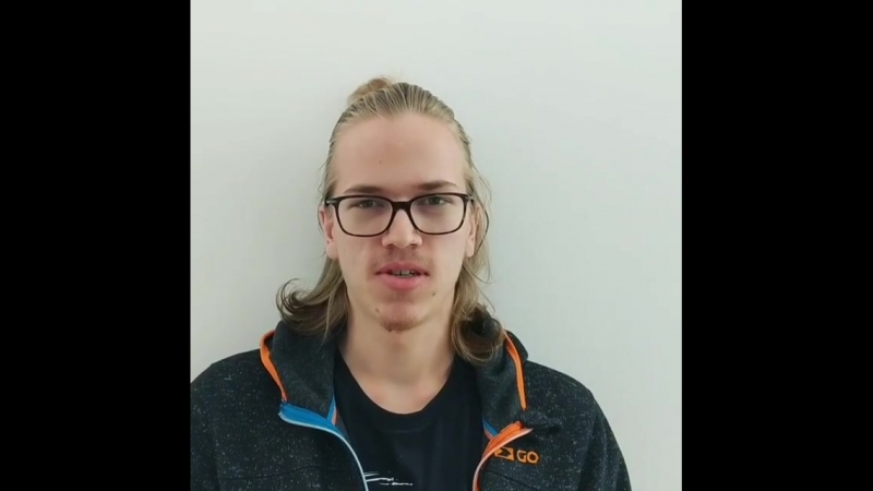 Topson after phase one of the EU quals