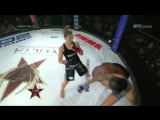 #InvictaFC28 Results: Milana Dudieva def. Christina Marks by TKO (punches). Round 2, 3:57