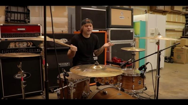 Фразы которые вы никогда не услышите от барабанщика Jard Dines русская озвучка