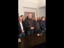 ქართული მარში-ს პრეს კონფერენცია
