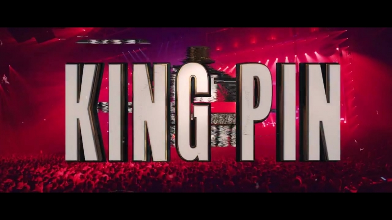 Check-out the videoclip of KINGPIN!