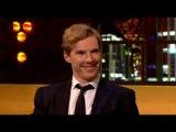 Benedict Cumberbatch impersonates Alan Rickman, David Tennant, and Jonathan Ross