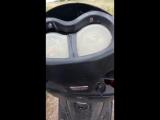 мотобуднигоняем на скутере