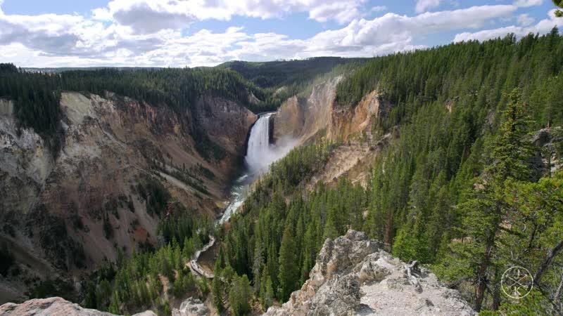 Yellowstone National Park Йеллоустонский национальный парк