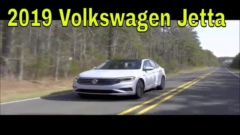 2019 Volkswagen Jetta | Genel bakış iç dış tasarım tanıtımı