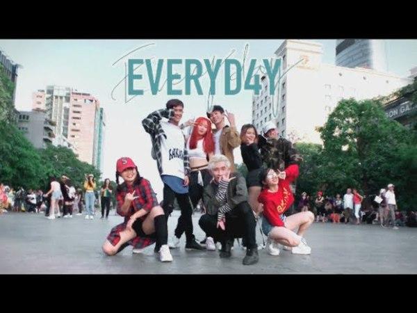[KPOP IN PUBLIC CHALLENGE] WINNER - 'EVERYDAY' | Dance Cover | B.K.A.V | Phố đi bộ Nguyễn Huệ