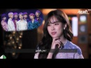[ENG SUB] Al Arabiya: 한효주 인터뷰중 방탄소년단 언급 || BTS mentioned as Han Hyojoo's Fave Boy Group in Interview