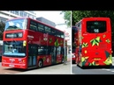 BYD Double Deck Battery Electric Bus In London