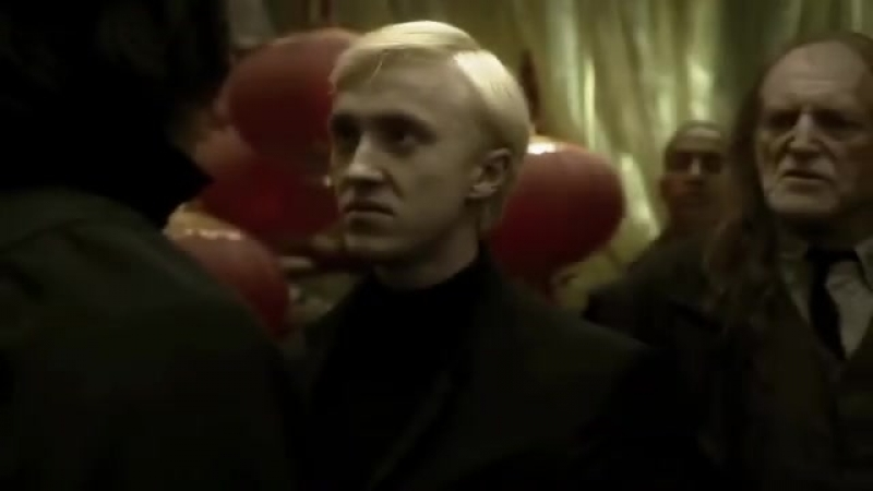 Harry Potter vs Draco Malfoy vs Hermione Granger vine