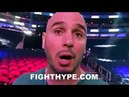 KELLY PAVLIK WARNS LOMACHENKO ABOUT MIKEY GARCIA'S SKILLS AND FOOTWORK REACTS TO KO OF LINARES