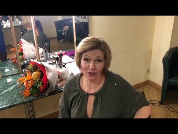 Анна Ардова приглашает на спектакль Покровские Ворота в Крокус Сити Холле 12 декабря