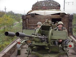 Новый тип боевой техники России. Ударная сила. Что делали спецпоезда в Чечне