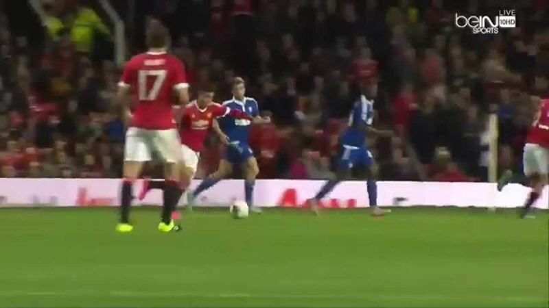 Mata's first touch is sexier than ever
