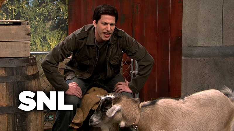 Mark Wahlberg Talks to Animals - SNL