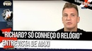 MAXI LÓPEZ RESPONDE DECLARAÇÕES DE JOGADOR DO FLUMINENSE 08 11