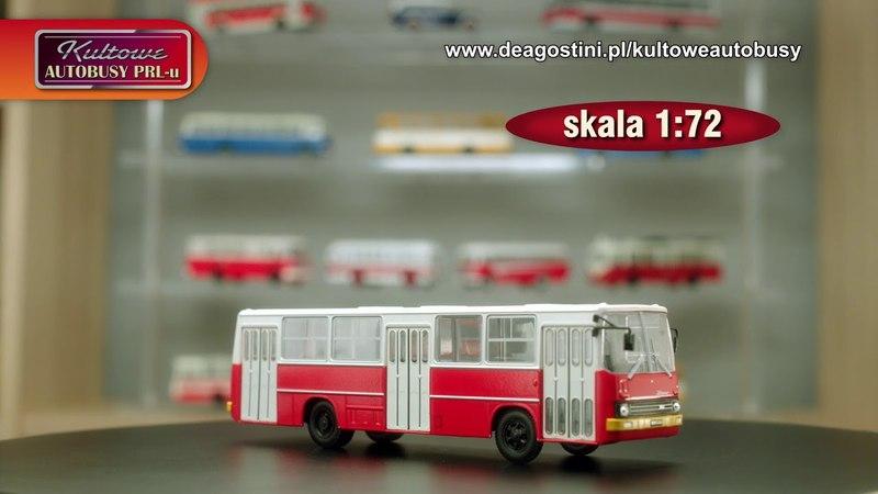 Kolekcja Kultowych Autobusów PRL-u - DeAgostini