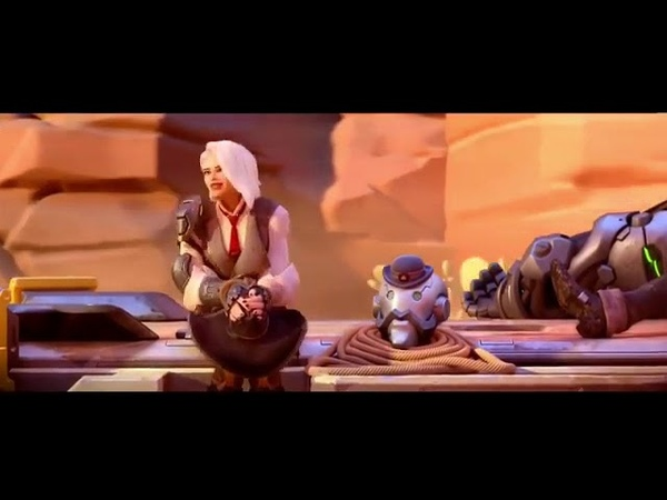 Overwatch Reunion After Credits Scene