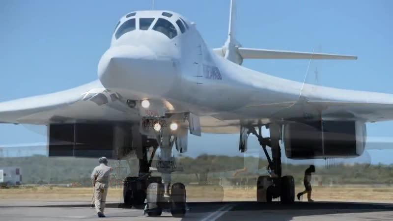 Rusia envía dos bombarderos nucleares Tu-160 a Venezuela
