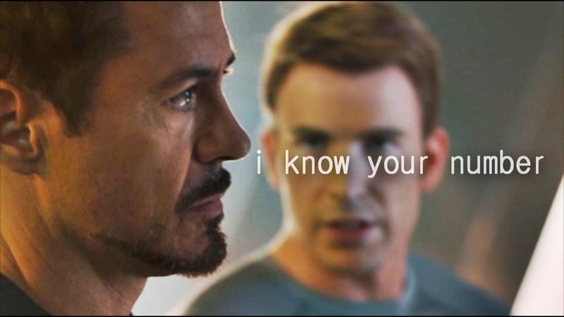 Steve Tony | I know your number (rus)