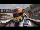 Карун Чандхок управляет Williams FW08C в Монако ГП Монако 2018