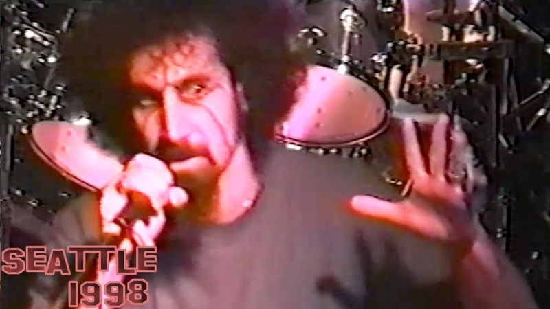System Of A Down - 04 Suggestions (Live in RKCNDY, Seattle, Washington, USA 06/12/1998)