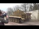 Танк Тигр звук двигателя
