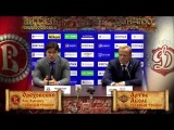 Пресс-конференция Витязь - Динамо Р, 4:2, 2 ноября 2014