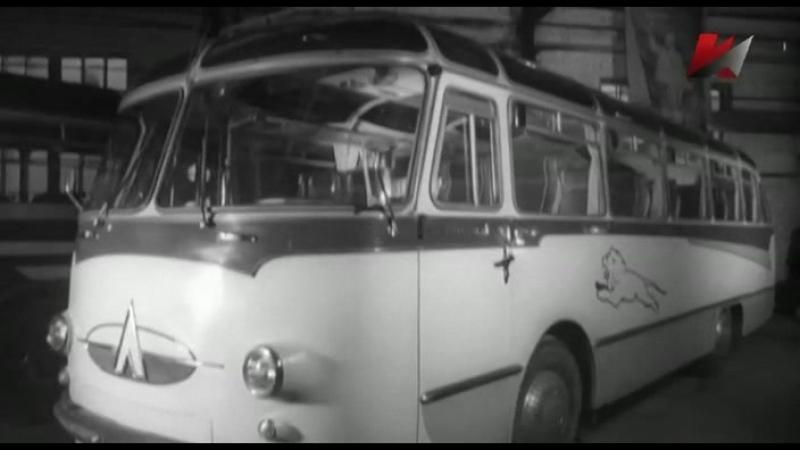 Бренды СССР. Советские автобусы.