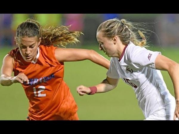 NCAA Women's Soccer ⚽ Florida vs. Florida State