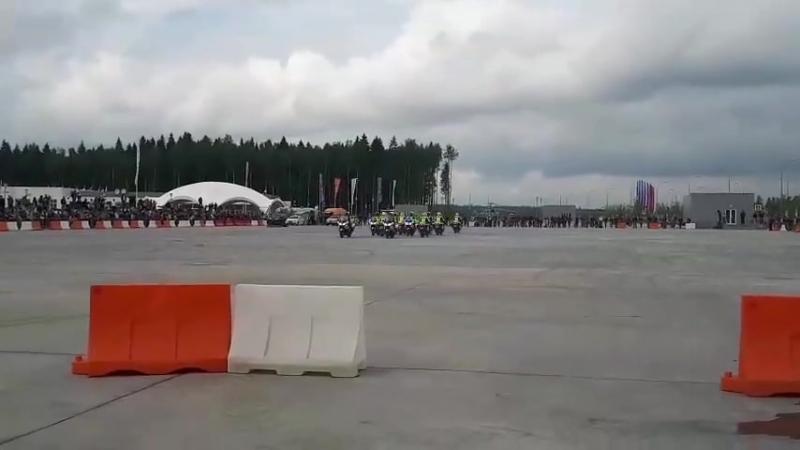 Шоу полицаев