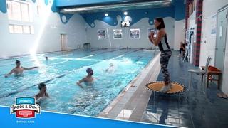 Aqua Jump Pool and Gym