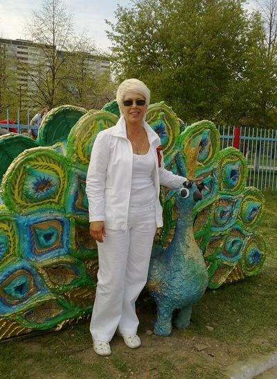 Людмила Мазеина, 26 мая 1957, Екатеринбург, id228979752
