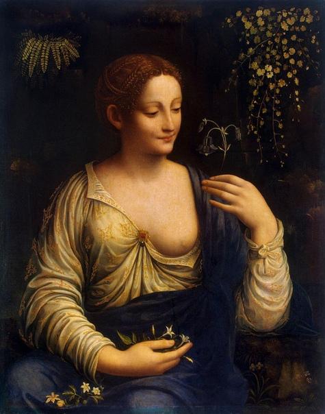 Эрмитаж завершил реставрацию знакового произведения известного итальянского живописца Ломбардской школы и готов представить его публике