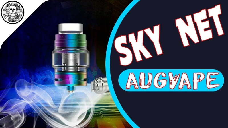 Sky Net Sub ohm Tank by Augvape/Provincial Vapers