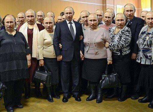 """Российское телевидение мечты: """"Путин, Путин, Путин, Путин..."""" - Цензор.НЕТ 6336"""