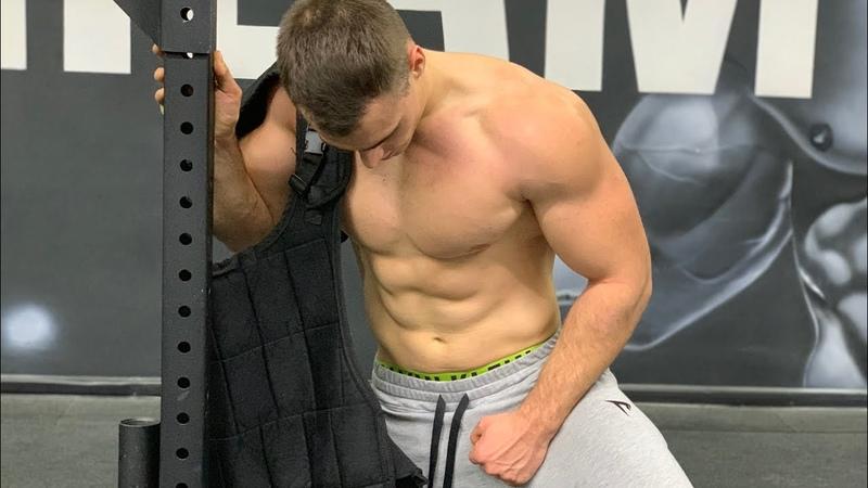 ВЫЗОВ ТОП АТЛЕТАМ Тренировка Ганнибала 10 кг