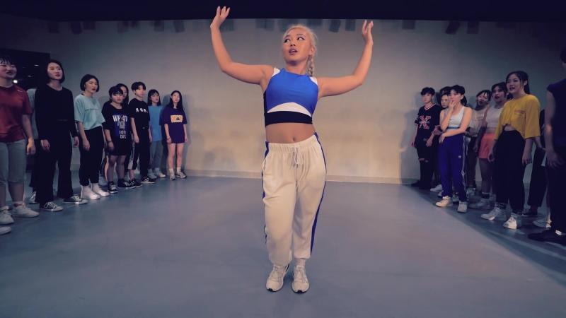 Rihanna - Work ft. Drake (R3hab Remix) LIGI Choreography