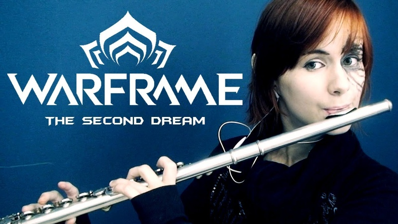 Warframe - This is what you are - Second Dream quest cover on flute