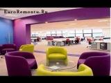 Привлекательный интерьер современного офиса