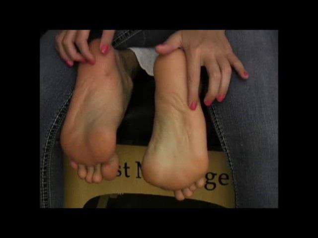 The Ticklish Massage