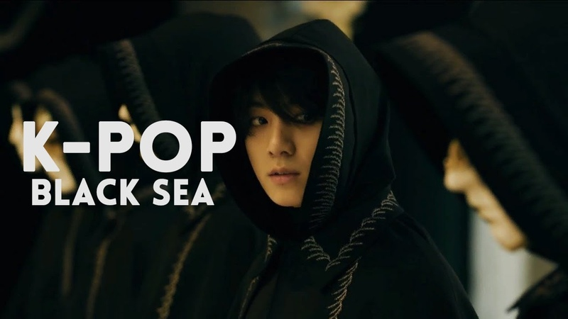 KPOP BLACK SEA