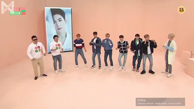 [Рус.саб][23.10.2018] 'IDOL ROOM' with MONSTA X (Episode 24)