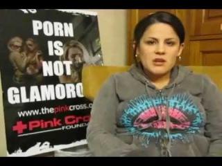 Ex-Pornstar Michelle Avanti's Christian Testimony
