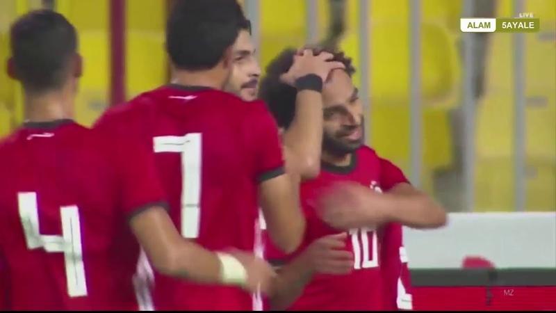 اهداف مصر والنيجر 6-0 نتيجة تاريخية HD شاشة كاملة تصفيات امم افريقيا 2019